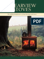 Clearview Stoves Brochure | Firecrest Stoves