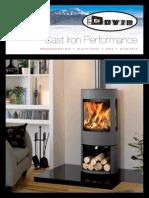 Dovre Stoves Brochure | Firecrest Stoves
