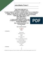 diccionario lengua castellana