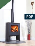Mendip Stoves Brochure | Firecrest Stoves