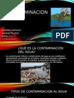 Contaminacion Del Agua 4 A
