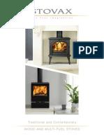 Stovax Stoves Brochure   Firecrest Stoves