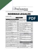 Boletín 09-07-2015 Normas Legales TodoDocumentos.info