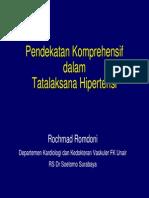 Final HypertensionGlobal Romdoni Presentasi