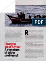 Piracy in west Africa