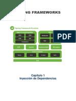 Spring Framework Capitulo 01 Inyección de Dependencias