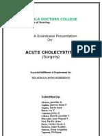 Grand Case NP 1 Laparoscopic Cholecystectomy
