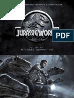 Digital Booklet - Jurassic World (Original Motion Picture Soundtrack)