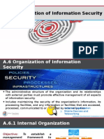 A.6 Organization of Information Security