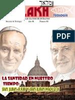 Revista teología octubre