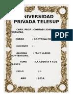 LA CUENTA Y SUS CLASES.docx