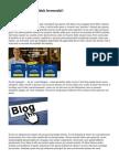 Crea Un Blog. E Tidak bermodal!