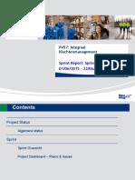 P457 StatusRapport Sprint 15