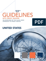 2015 Guidelines United States