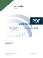 MorphoAccess Parameters Guide