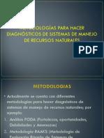 Metodologias Diagnostico Manejo de Recursos Naturales