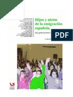 Hijos y nietos de la emigración española. Las generaciones del retorno