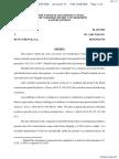 Pryer v. French, et al - Document No. 14