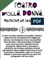 Valentine de Saint-Point - Il Teatro Della Donna - A Cura Di Paolo Imperio