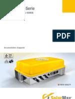 Documentation Des Appareils SM2000S-6000S 0911 Fr
