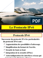 Projet Fin Formation IPv6