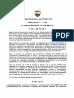 RDAC 120 CONTROL DE SUBSTANCIAS PSICOACTIVAS
