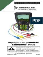 Manual Greenlee