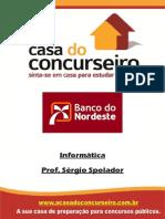 Apostila BNB2014 CEF Informatica SergioSpolador