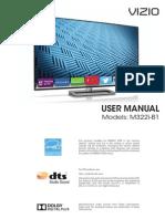 Vizio User Manual