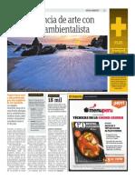Publimetro - 16-06-2015 - Una Residencia de Arte con conciencia Ambientalista.pdf