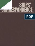 1264764 499B3 Bobrovskii v i Sudovaya Dokumentaciya i Perepiska Na Angliis