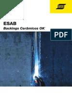 Backing Ceramico ESAB