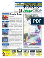 July 10, 2015 Strathmore Times