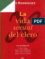 090715Pepe Rodríguez. La vida sexual del clero.