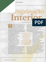 Revista [Amorc, Christian Bernard Frc] Peregrinação Interior