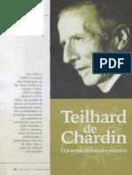 [Amorc] Teilhard de Chardin, o Jesuíta Cientista e Místico