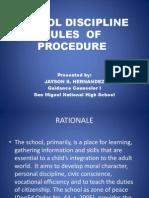 schooldisciplinerulesofprocedure