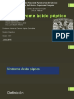 Sindrome Acido Peptico1 1