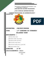SEGUNDO GOBIERNO DE FERNANDO BELAUNDE.docx