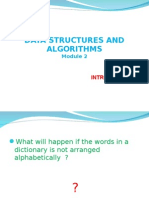 mgu data structures 1.Mod 2-1 Introduction