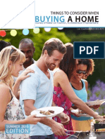Buying a Home Summer 2015