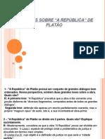 """06 - Questões Sobre """"a República"""" de Platão"""