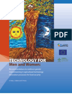 Technology for men and women