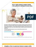 HCG brain, spine, liver and pancreas ad