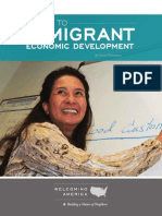 Guide to Immigrant Economic Development Final