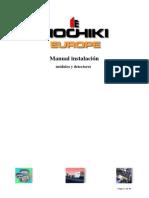 Instrucciones Modulos Hochiki