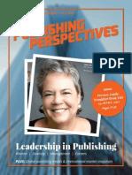 Publishing Perspectives Magazine July 2015 - Leadership