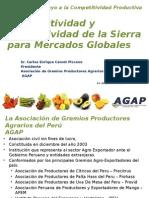 Competitividad y Productividad de la Sierra para Mercados Globales Carlos Enrique Camet.pptx