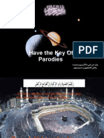 Have the Key of. Parodies
