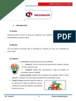 Cementos Pacasmayo - Finanzas Final